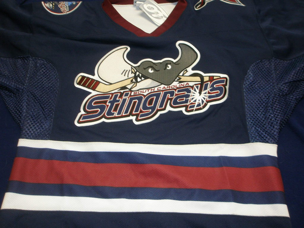 South Carolina Replica Hockey Jersey - Blue - XL