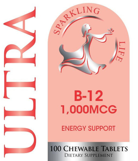 ULTRA B-12 Energy Support