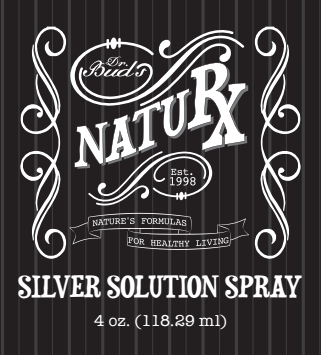 Silver Solution Spray