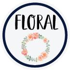 Floral Transfers