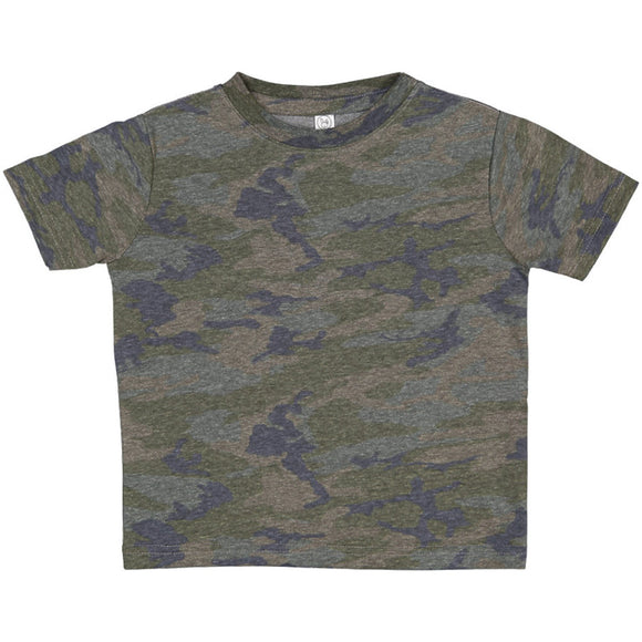 Vintage Camo Rabbit Skins Toddler T-Shirt-Country Gone Crazy-Country Gone Crazy