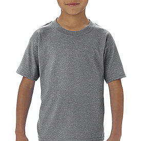 Sport Grey Gildan SoftStyle Toddler T-Shirt-Country Gone Crazy-Country Gone Crazy