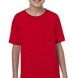 Red Gildan SoftStyle Toddler T-Shirt-Country Gone Crazy-Country Gone Crazy