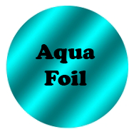 Aqua Foil - Heat Transfer Vinyl-Country Gone Crazy-Country Gone Crazy