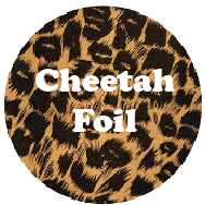 Cheetah Foil - Heat Transfer Vinyl-Country Gone Crazy-Country Gone Crazy