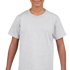 Ash Grey - Ultra Cotton Youth T-Shirt-Country Gone Crazy-Country Gone Crazy