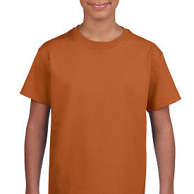 Texas Orange - Ultra Cotton Youth T-Shirt-Country Gone Crazy-Country Gone Crazy