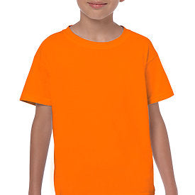 Safety Orange - Ultra Cotton Youth T-Shirt-Country Gone Crazy-Country Gone Crazy
