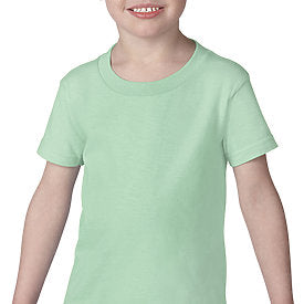 Mint Gildan Heavy Cotton Toddler T-Shirt-Country Gone Crazy-Country Gone Crazy