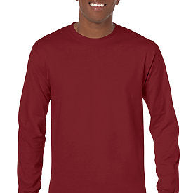 Garnet - Adult Long Sleeve Shirt-Country Gone Crazy-Country Gone Crazy