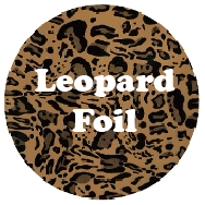 Leopard Foil - Heat Transfer Vinyl-Country Gone Crazy-Country Gone Crazy