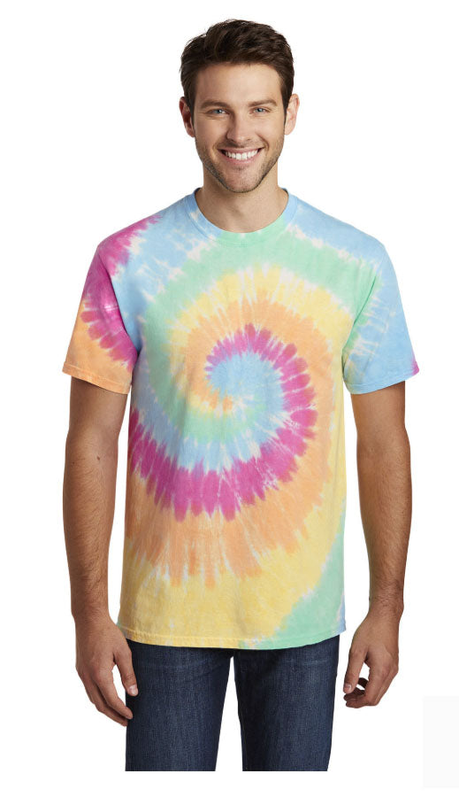 Pastel Rainbow Tie Dye-Country Gone Crazy-Country Gone Crazy