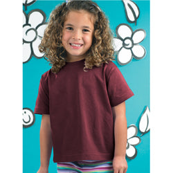 Maroon Rabbit Skins Toddler T-Shirt-Country Gone Crazy-Country Gone Crazy