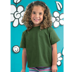 Military Green Rabbit Skins Toddler T-Shirt-Country Gone Crazy-Country Gone Crazy