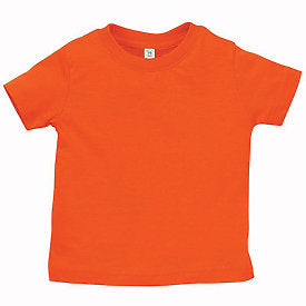 Orange Infant Fine Jersey T-Shirt-Country Gone Crazy-Country Gone Crazy