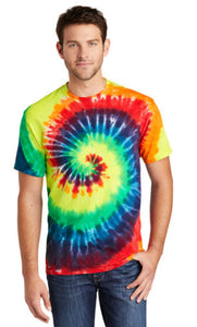 Rainbow Tie Dye-Country Gone Crazy-Country Gone Crazy