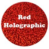 Red Hologram Holographic HTV-Country Gone Crazy-Country Gone Crazy