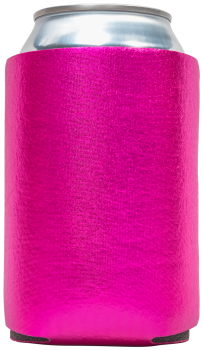 Metallic Pink - Koozie-Country Gone Crazy-Country Gone Crazy
