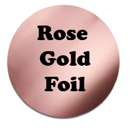 Rose Gold Foil - Heat Transfer Vinyl-Country Gone Crazy-Country Gone Crazy