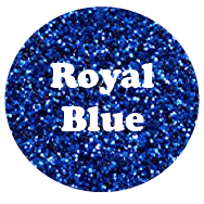 Royal Blue - Glitter Heat Transfer Vinyl-Country Gone Crazy-Country Gone Crazy