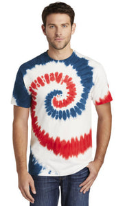 USA Rainbow Tie Dye-Country Gone Crazy-Country Gone Crazy