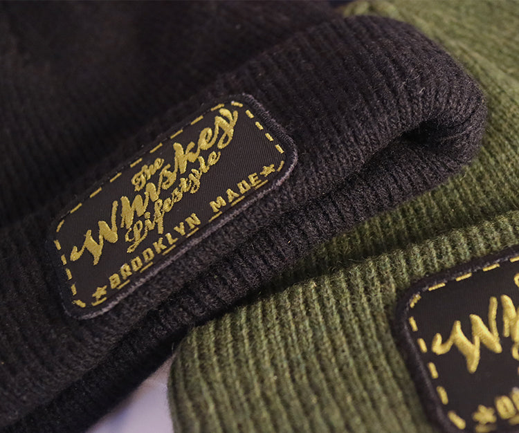 THE WHISKEY BEANIE