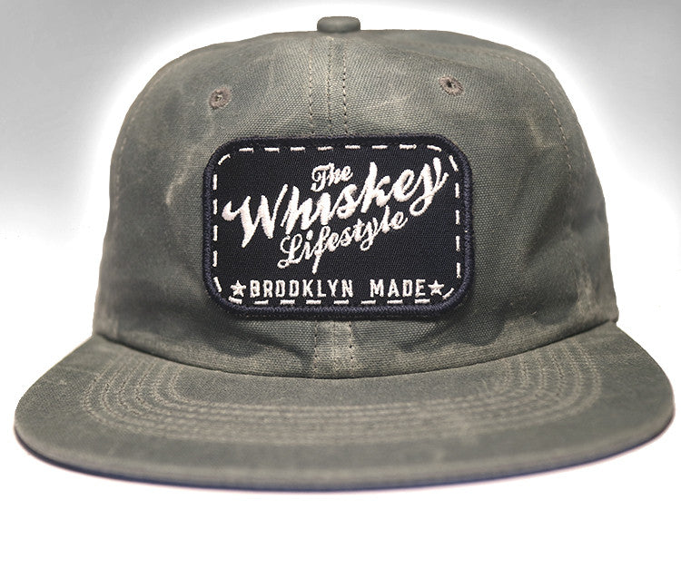 The Whiskey Lifestyle Slate Hat