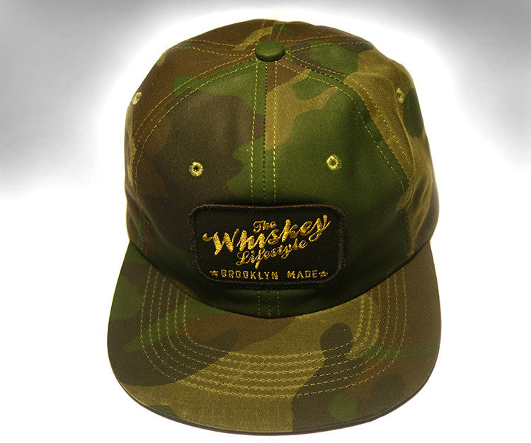 THE WHISKEY CAMO
