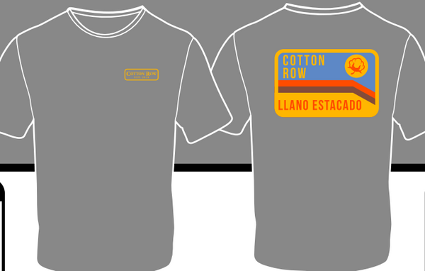 Grey Llano Estacado - Short Sleeve