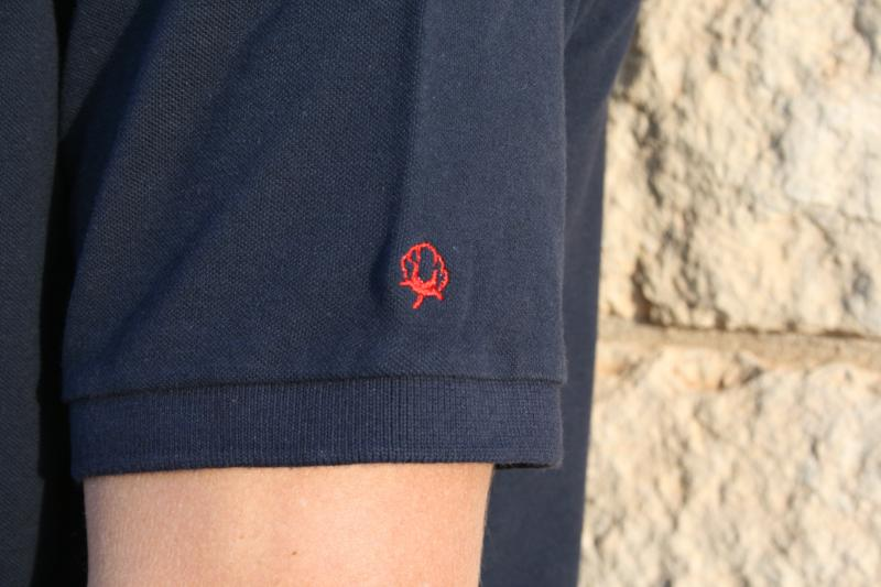 Red Cotton Boll Logo