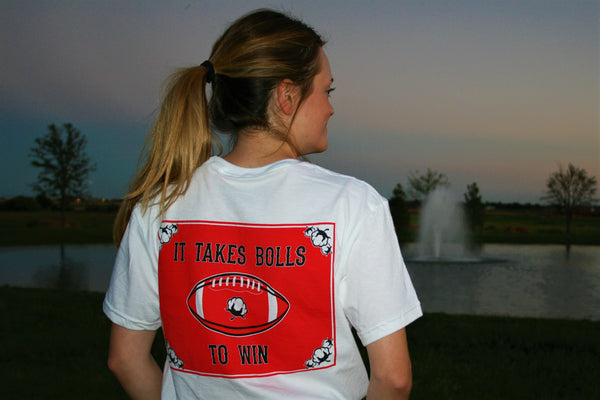Takes Bolls - Adult Short Sleeve