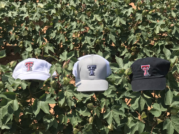 Texas Tech Double T Cap