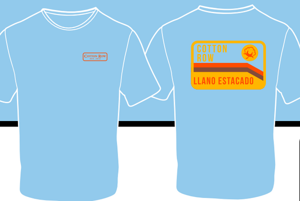 Light Blue Llano Estacado - Long Sleeve