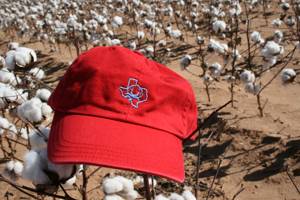Red Signature Logo Cap