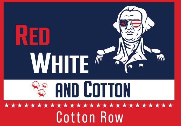 Red, White, & Cotton!