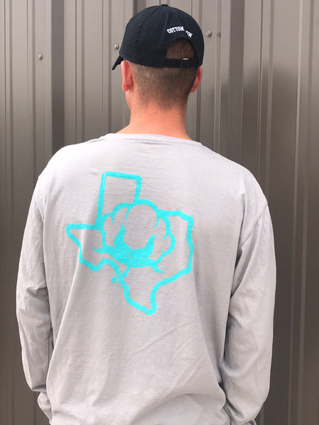 Grey Long Sleeve Vintage Mint State