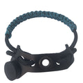 My Sling-A-Ling Magnetic Paracord and Leather Bow Wrist Sling (with Sling Lock) - JAKT GEAR