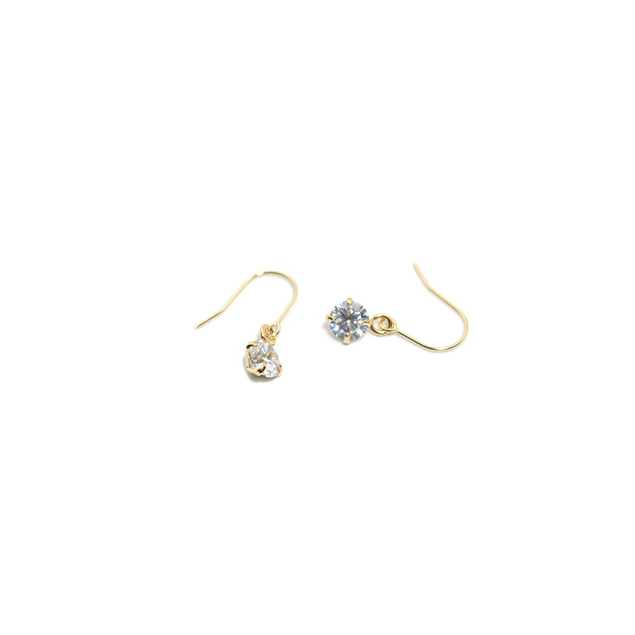 SPARKLY DOLLY DROP EARRINGS