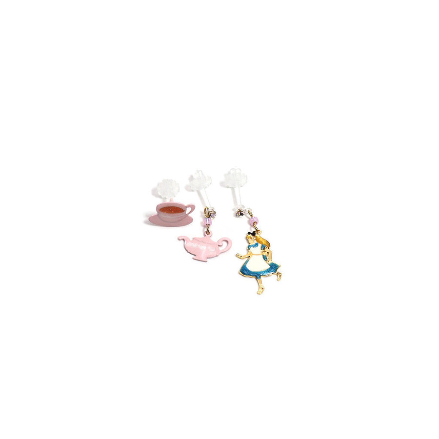 AFTERNOON TEA WITH ALICE - EARRINGS PACK
