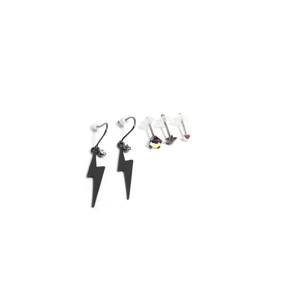 FLASHING STORY- EARRINGS PACK