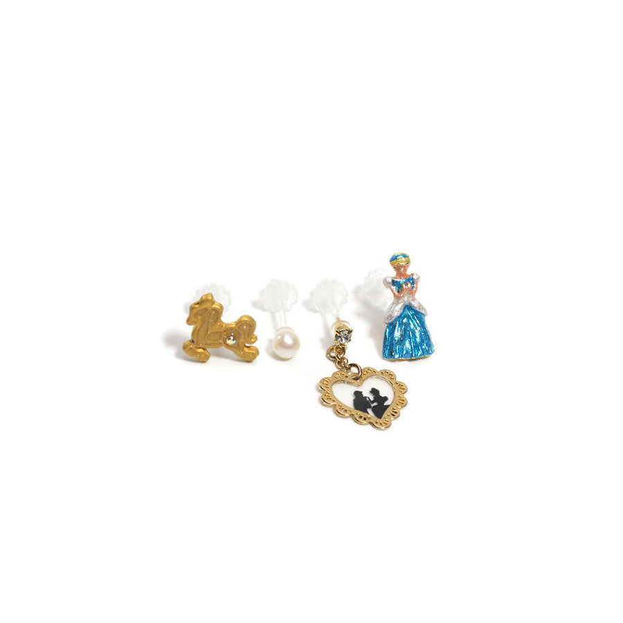 PRAY OF CINDERELLA - EARRINGS PACK