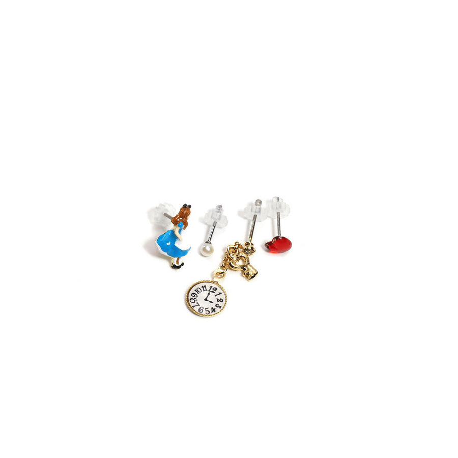 ALICE'S WONDERLAND - EARRINGS PACK