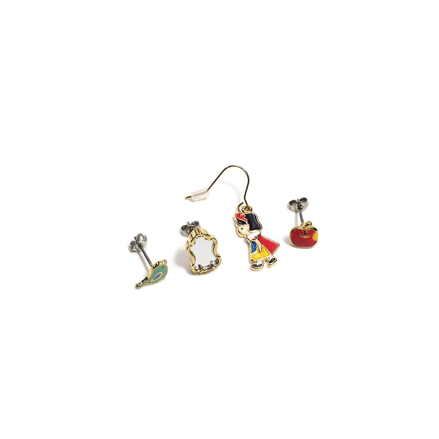 BABY SNOW WHITE - EARRINGS PACK