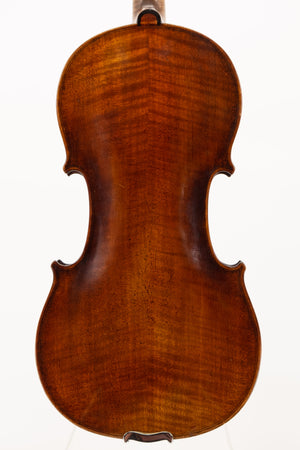 German Violin, c. 1910's