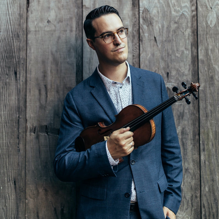 The Fiddler in Question: Jason Anick