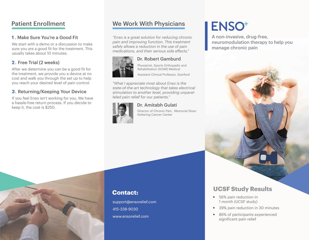Patient Brochure (1 count)