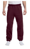 HEAVY COTTON SWEAT PANTS-NO POCKETS