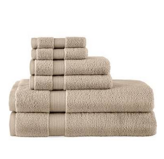 BATH TOWEL PLUSH 100% COTTON - State Shops NY