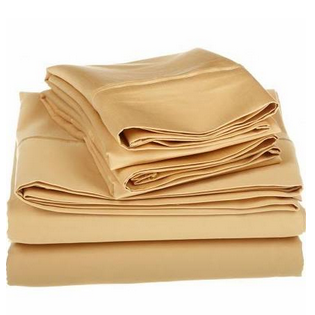 400 Thread CT. COTTON SHEET SET-TWIN ONLY