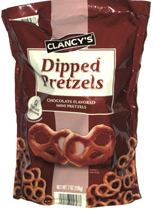 Clancy's Dipped Pretzels - State Shops NY